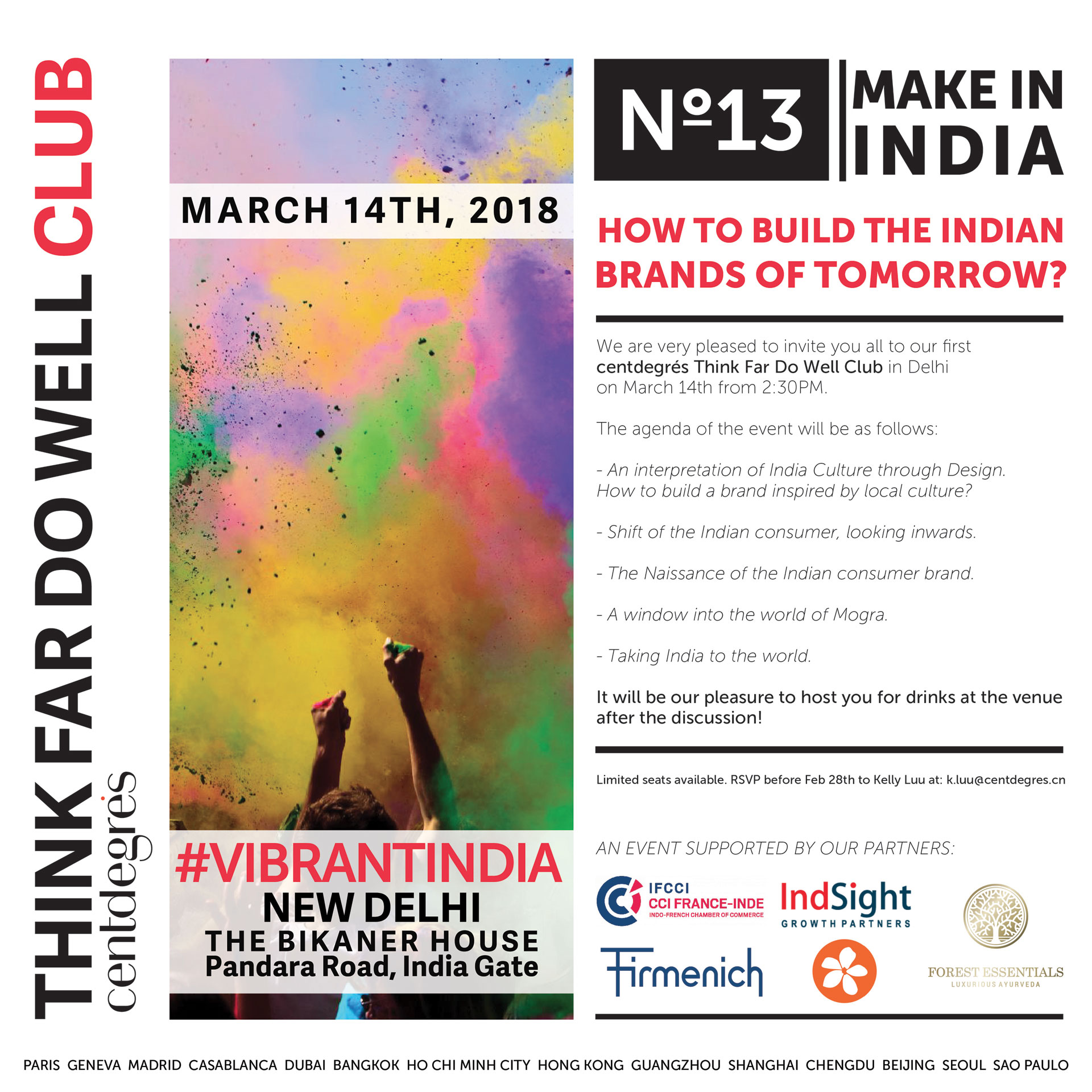 N°13: HOW TO BUILD THE INDIAN BRANDS OF TOMORROW?